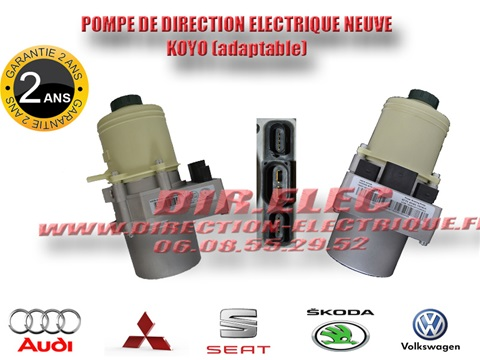 POMPE DE DIRECTION ASSISTEE ELECTRIQUE KOYO VW VOLKSWAGEN